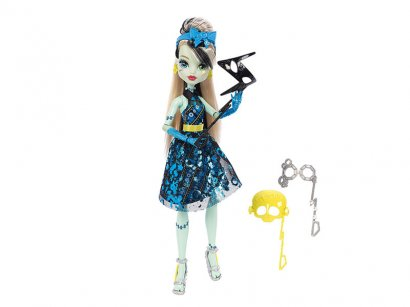 Monster-High-DNX34-Bambola-Draculaura-Mostramiche-Foto-Spettrali