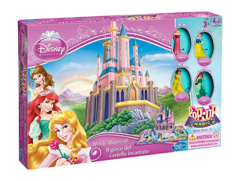 SET 9 PERSONAGGI PRINCIPESSE E PRINCIPI DEL MONDO DISNEY REGALO DECORAZIONI
