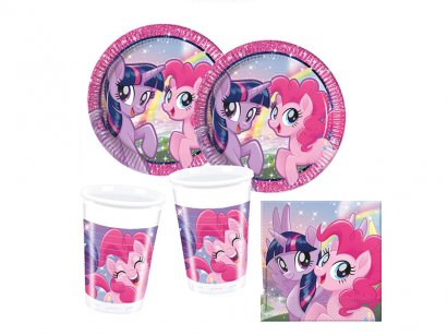 Procos-10118264-Party-Set-Pony-and-Friends-1