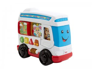 Fisher-Price-l'Autobus-di-Cagnolino-Multicolore-FKF15-1
