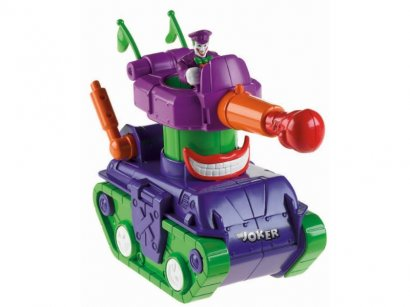 Mattel-Fisher-Price-Carro-armato-di-Joker-serie-DC-Super-Friends-della-linea-Imaginext-1