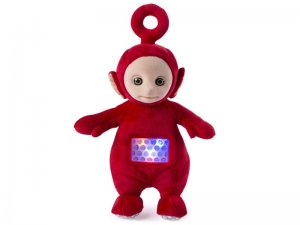 Teletubbies-6037259.0-Peluche-Lullaby-Po-10-Pollici-Colore-Rosso-1