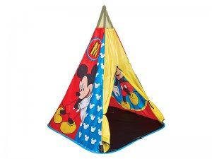 Disney-150-Miy-Mickey-Mouse-Tee-Pee-Play-Tent-Colore-Blue-1