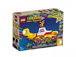 LEGO-Yellow-Submarine-Lego-Ideas-1