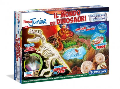 Clementoni-19030-Focus-Jr-the-World-of-Dinosaurs-1