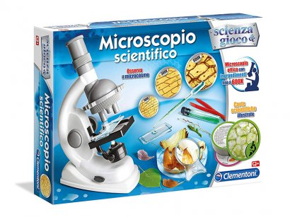 Clementoni-13966-Science-and-Game-Scientific-Microscope-1