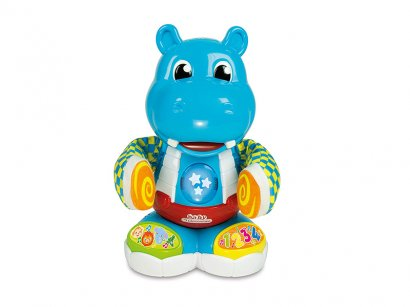 Baby-Clementoni-17245-FilIppo-the-Hippopotamus-Dancer-1