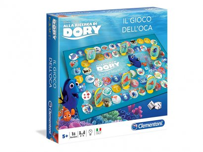 Clementoni-11178-The-Game-of-the-Search-for-Dory's-Goose-1