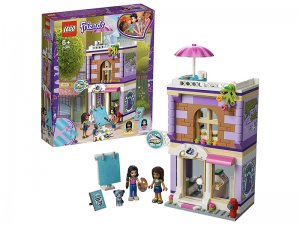 LEGO-Friends-The-artistic-studio-of-Emma-1