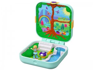 Polly-Pocket-Game-Forest-Hideout-Playset-Secrets-with-3-Unraveling-Surprises-1