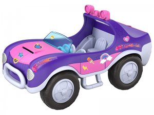Polly-Pocket-Cofanetto-SUV-Avventura-Playset-Bambole-Due-Macchine-e-Accessori-1