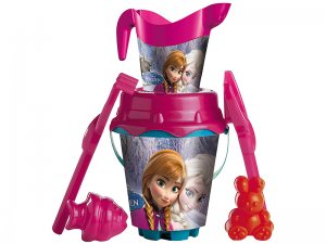 Disney-Frozen-Frozen-18-cm-Castle-Bucket-Set-with-Watering-Can-Mondo-MD-1