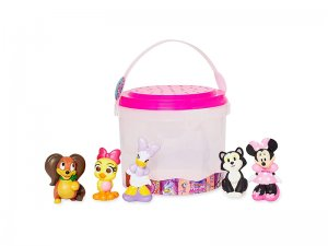 Disney-Set-5-PVC-Characters-Minnie-PAPERINA-Figaro-Also-for-Baby-Bath-1