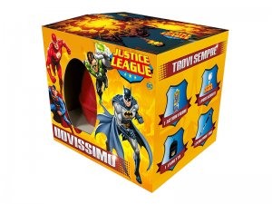 Mattel-FNF97-Uovissimo-Justice-League-2017-Multicolore-1