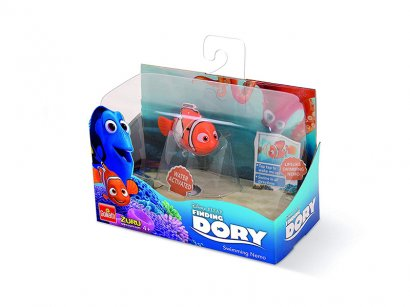 Robofisch-Goliath-33001-Robo-di-Pesce-Nemo-Film-Star-Nemo-in-Disney-Pixar-Cinema-1