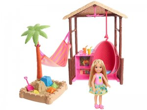 Barbie-Bambola-Chelsea-Bionda-Playset-con-Bungalow-1
