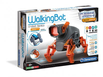 Clementoni-Scienza-e-Gioco-WalkingBot-Multicolore-1