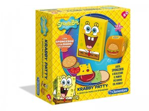 Clementoni-11908-Spongebob-Krabby-Patty-1