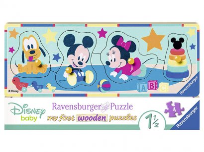 Ravensburger-Italy-Classics-My-First-Wooden-Puzzle-Disney-Baby-1