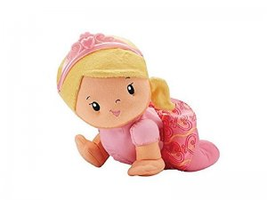 Fisher-Price-Touch-N-Crawl-Principessa-Bambola-1