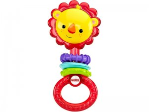 Fisher-Price-Infant-CGR32-Dentaruolo-Leoncino-Multicolore-1