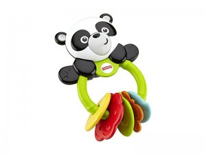 Fisher-Price-Infant-CGR96-Dentaruolo-Panda-Multicolore-1