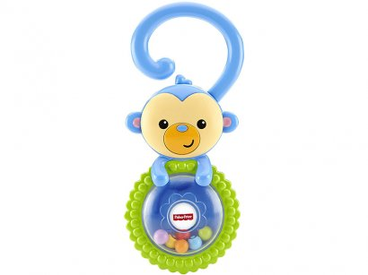 Fisher-Price-Infant-CGR93-Dentaruolo-Scimmietta-Multicolore-1