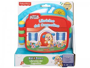 Fisher-Price-CDK27-Libricino-del-Cagnolino-1